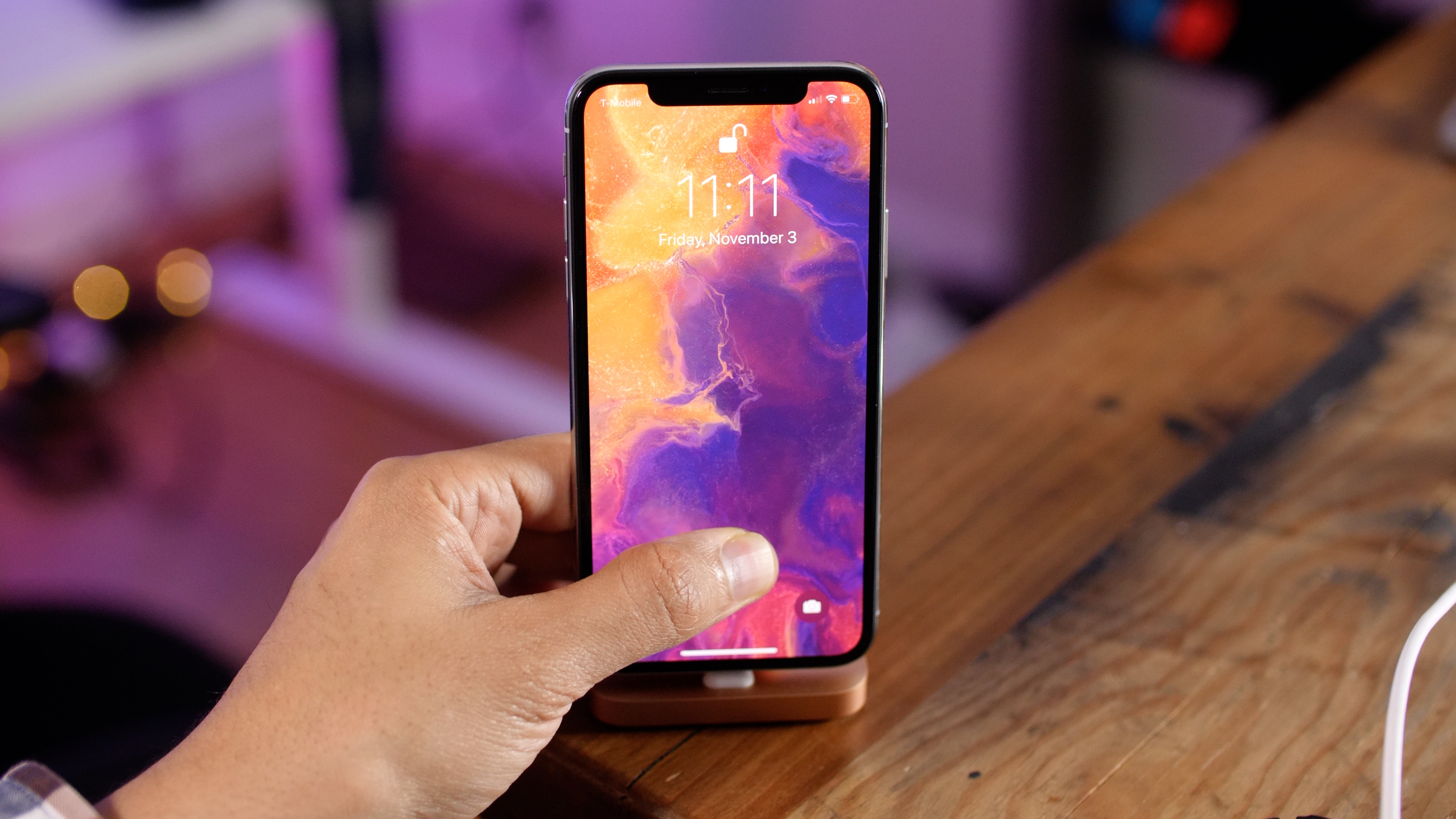 how to set a dynamic wallpaper on iphone and ipad