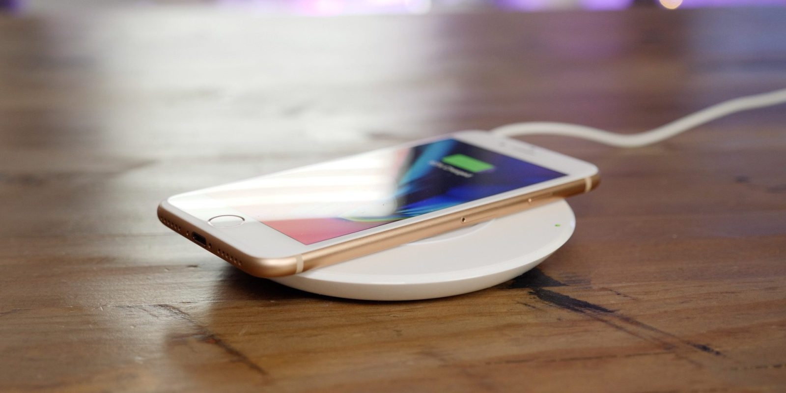 Early testing shows 7 5W 'fast' wireless charging has small effect