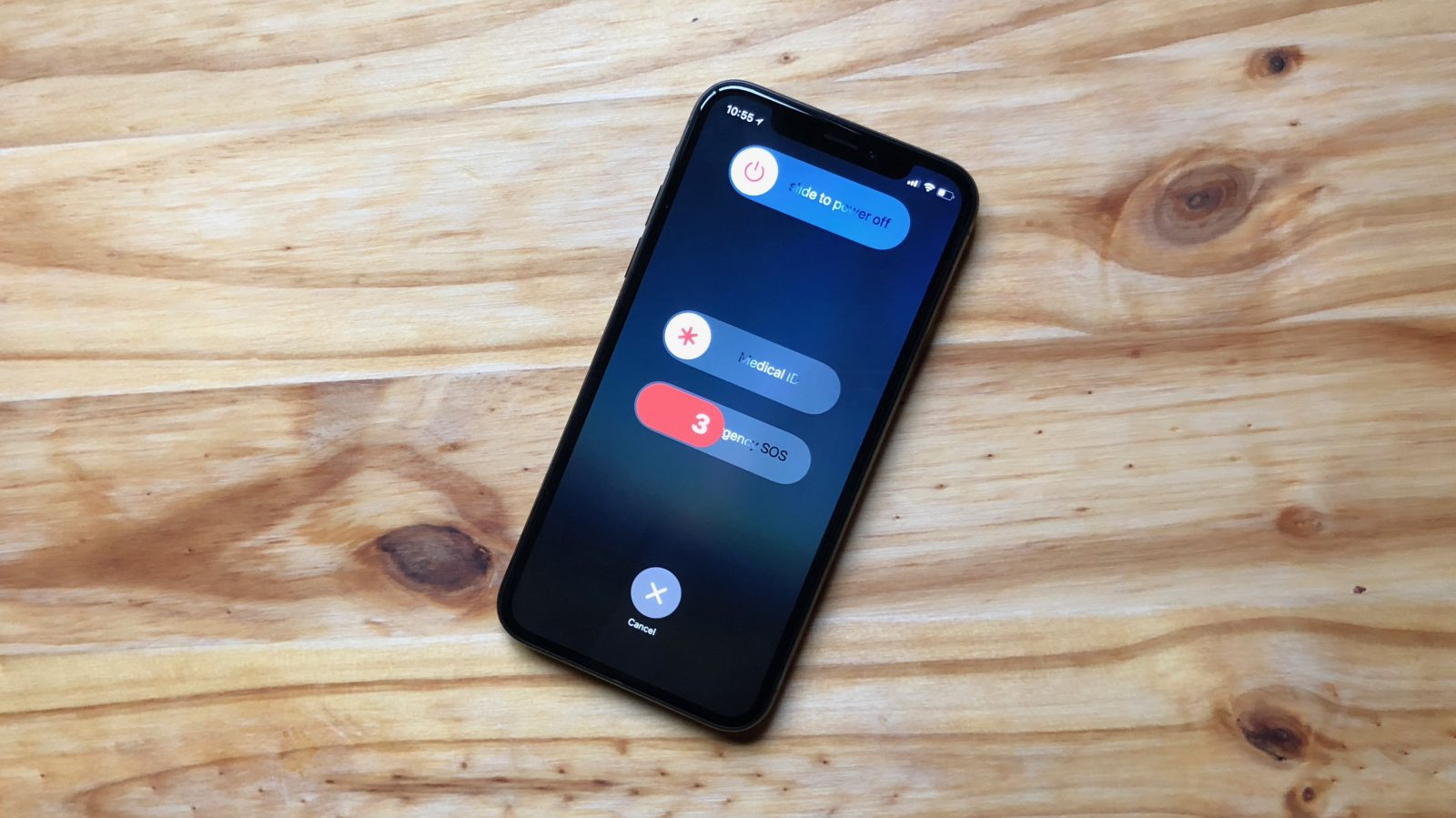iPhone X: How to not accidentally call 911 - 9to5Mac