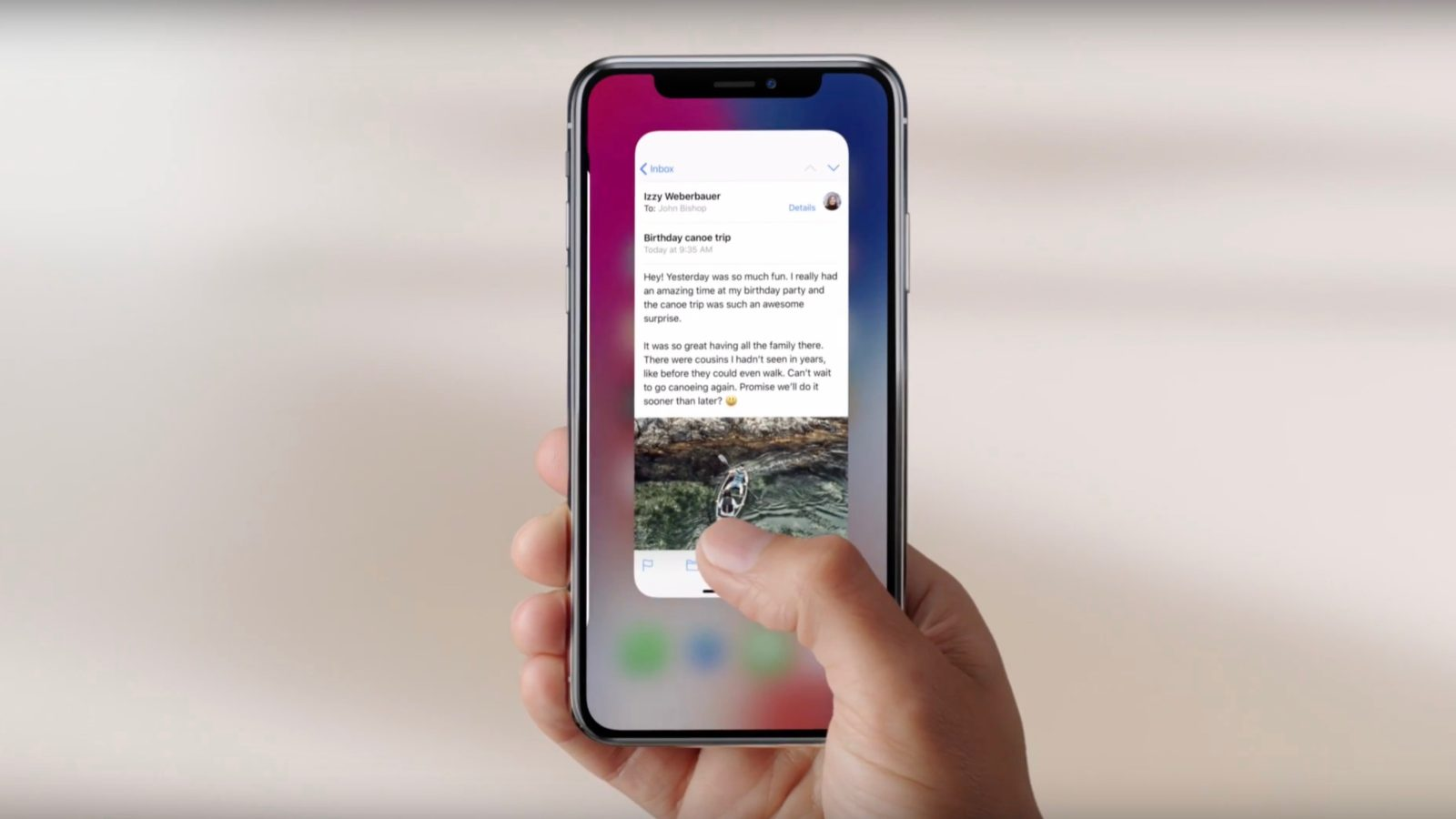 defdfe0f4b Apple releases iPhone X guided tour video to help users with changes and  new features