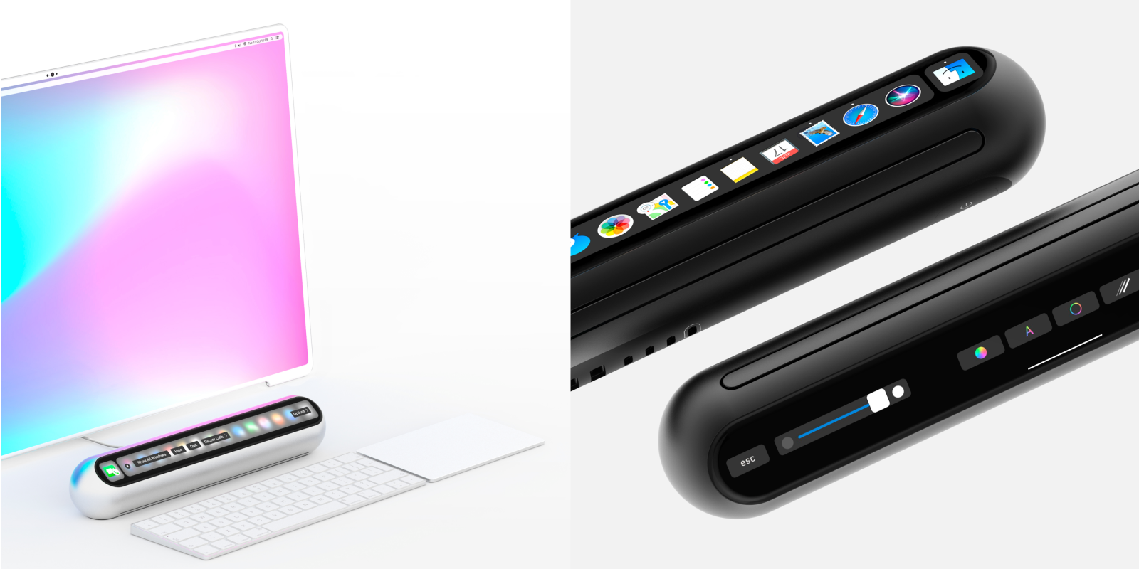 Mac concept imagines a refreshed mini form factor w/ built-in Touch Bar & Face ID