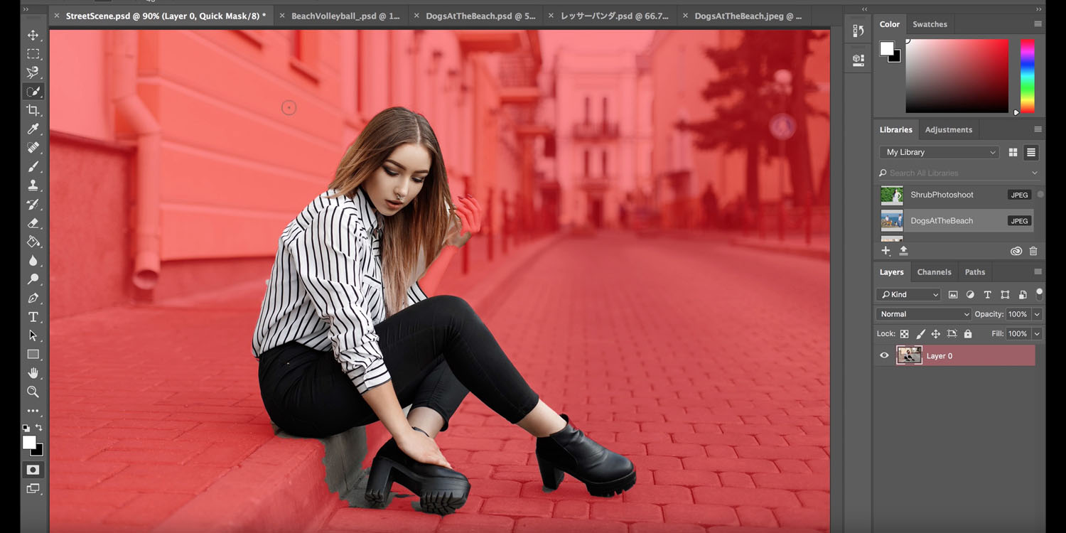 Adobe teases AI-powered Photoshop tool for automatically selecting people with a single click [Video]