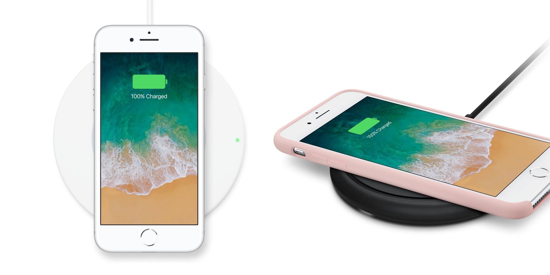iOS 11.2 enables 7.5W wireless charging for iPhone 8 and