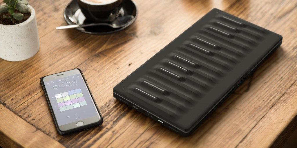 Logic Pros Review: Seaboard Block brings 5D MIDI touch