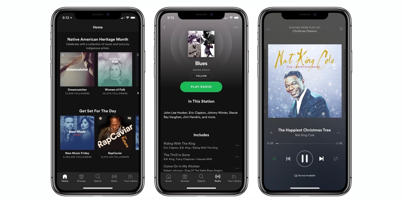 Spotify Iphone X