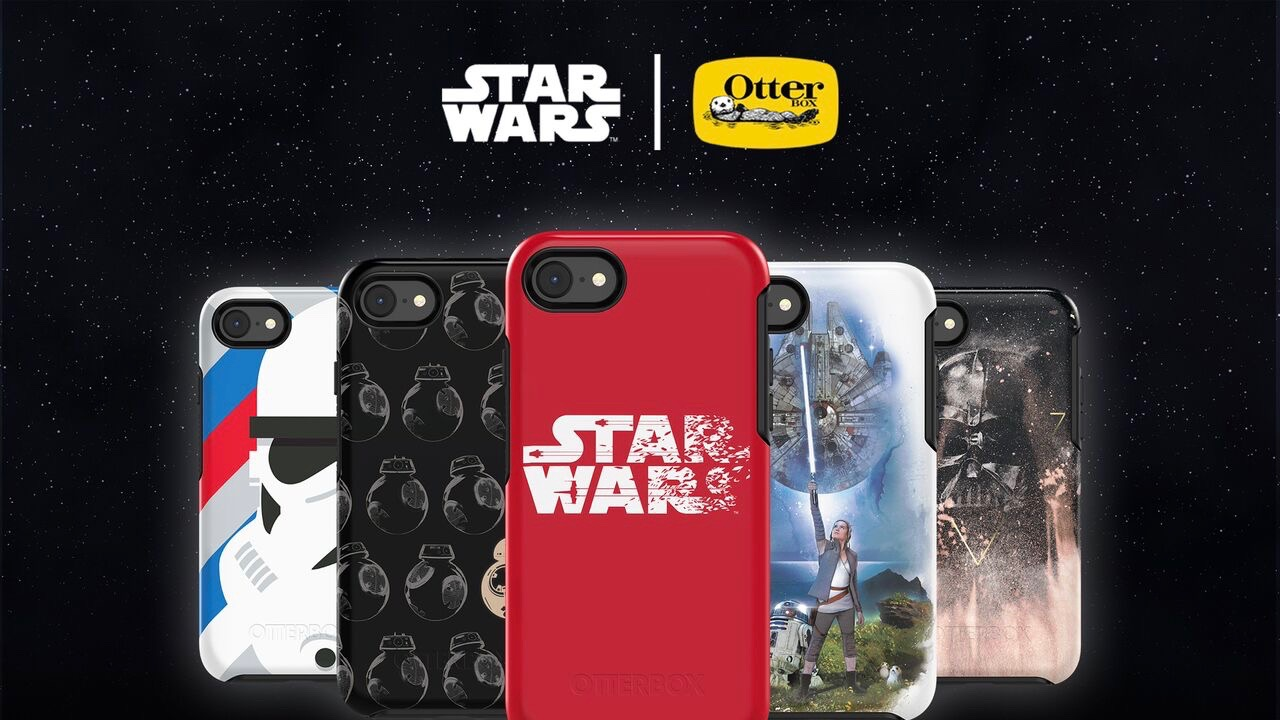new styles 9ce9d 73526 OtterBox releases official Star Wars iPhone case collection ahead of ...