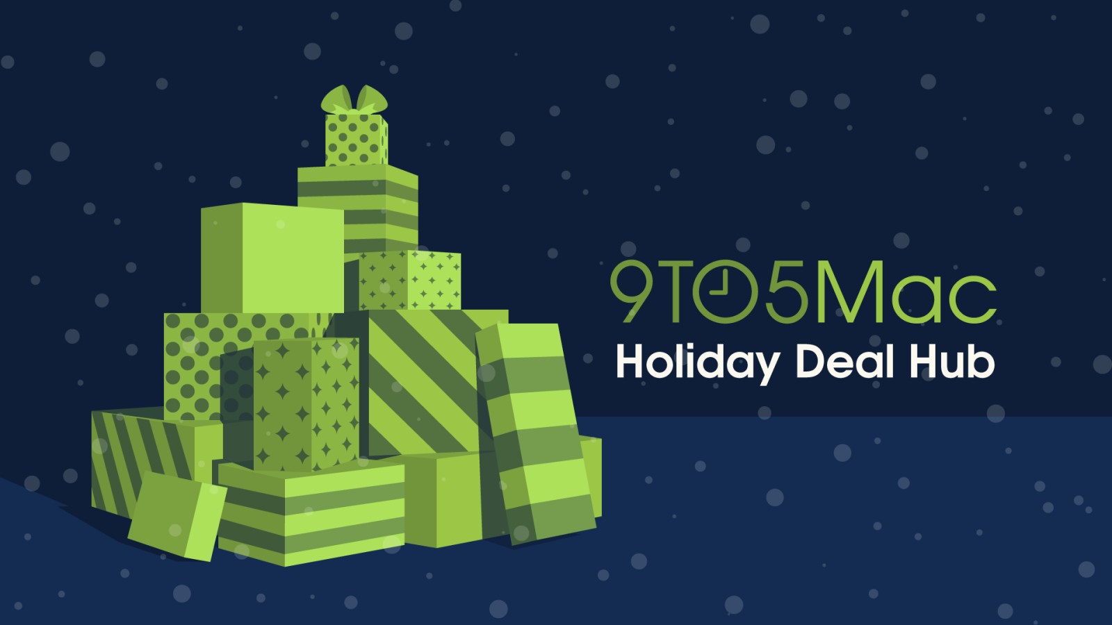 Holiday Deal Hub: Exclusive deals for 9to5Mac readers!