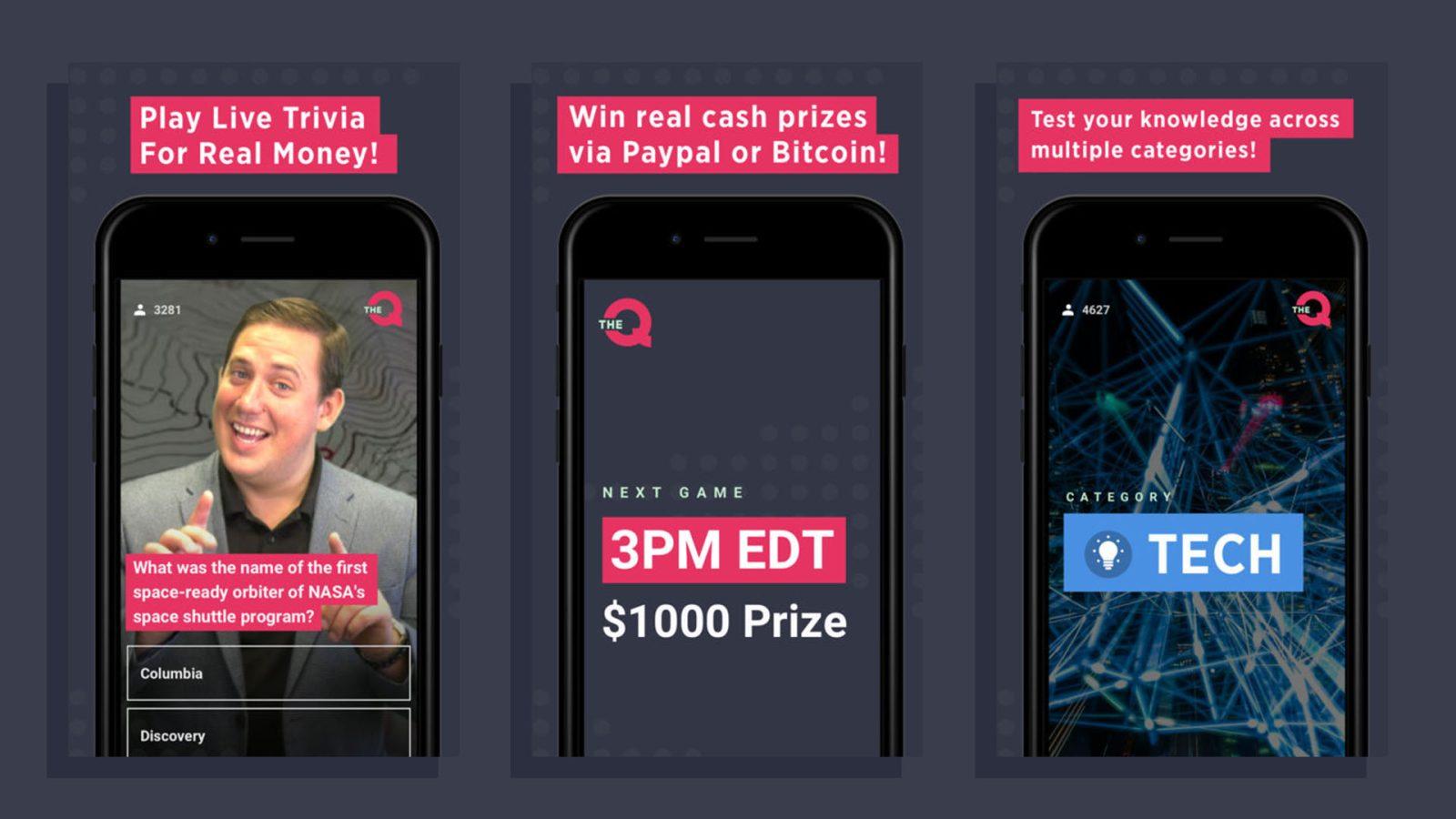 yik yak developer returns with the q trivia live game show app leaving public beta tomorrow