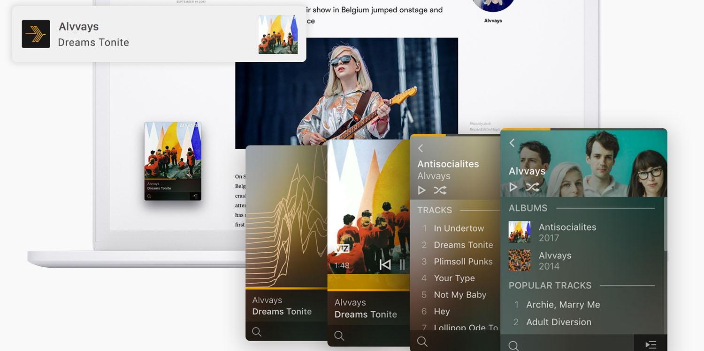 Plex launches full-featured yet minimalist music app for