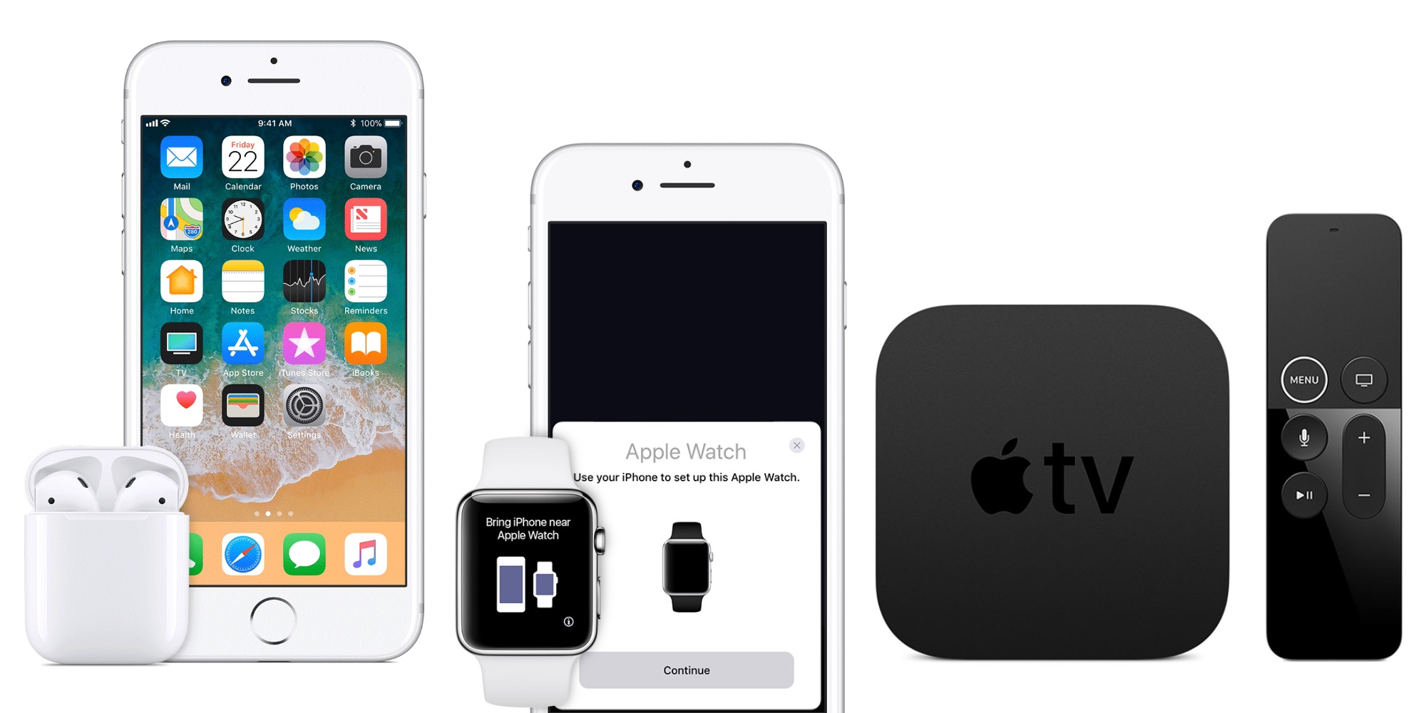 Quick Start and Set up with Device dramatically simplifies setting up new Apple devices