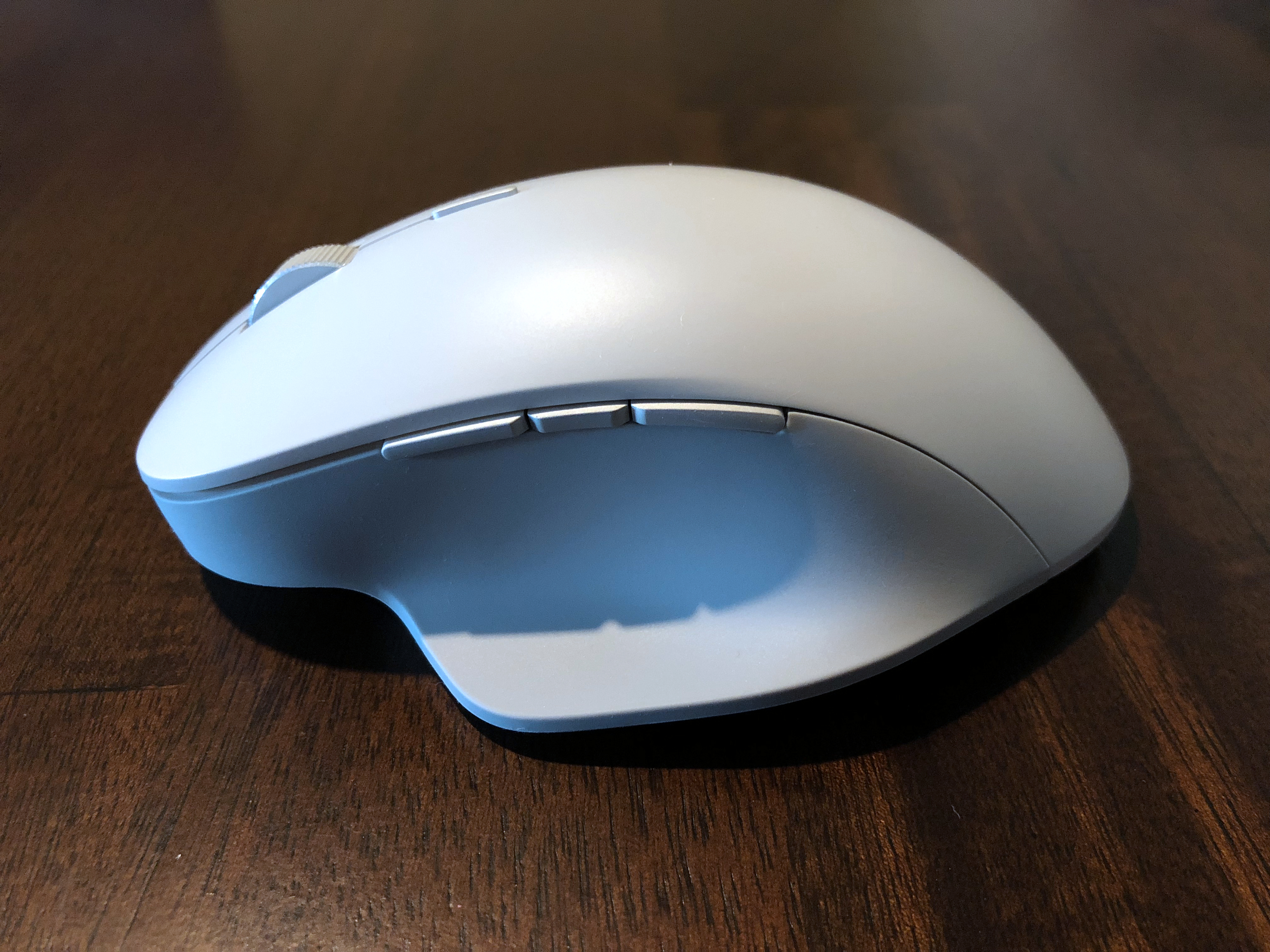 microsoft touch mouse review mac