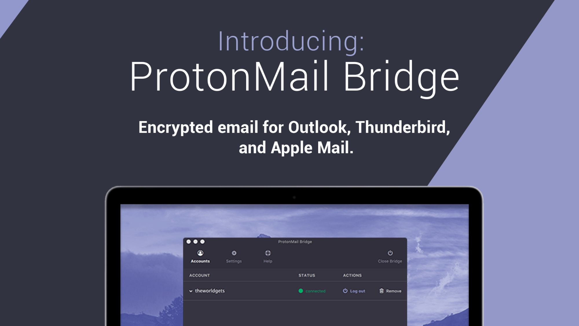 ProtonMail Bridge brings the encrypted email service to Apple Mail