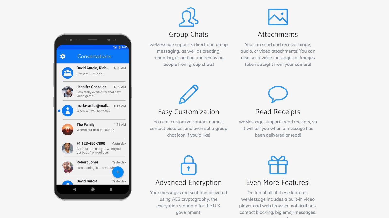 This app claims to bring iMessage support to Android, but don't