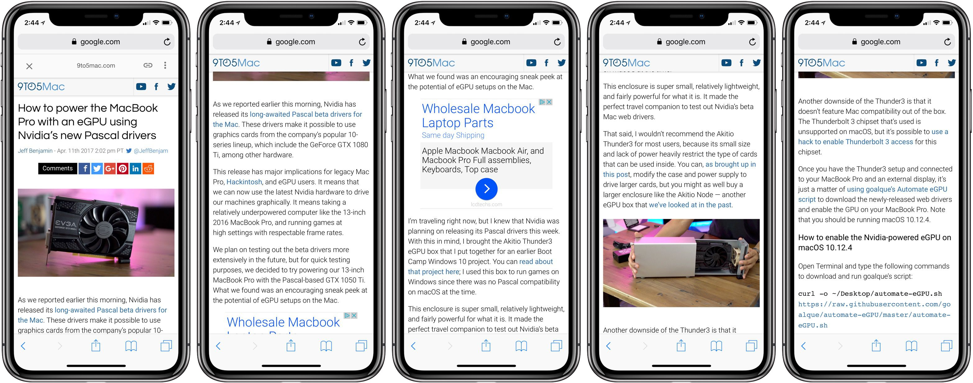 How To Combine Multiple Screenshots Into A Single Image On Iphone