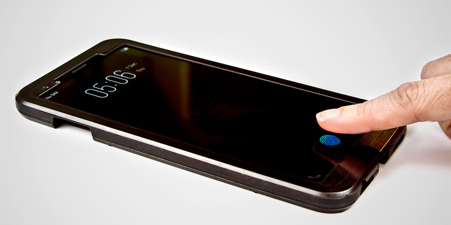 Comment: Upcoming 'Top 5' Android smartphone with in-screen