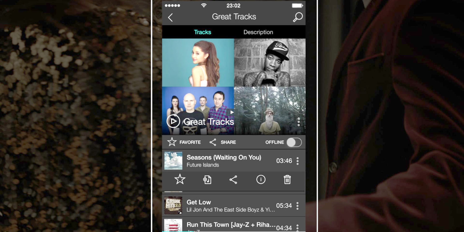 Hi-resolution streaming music service Tidal running out of