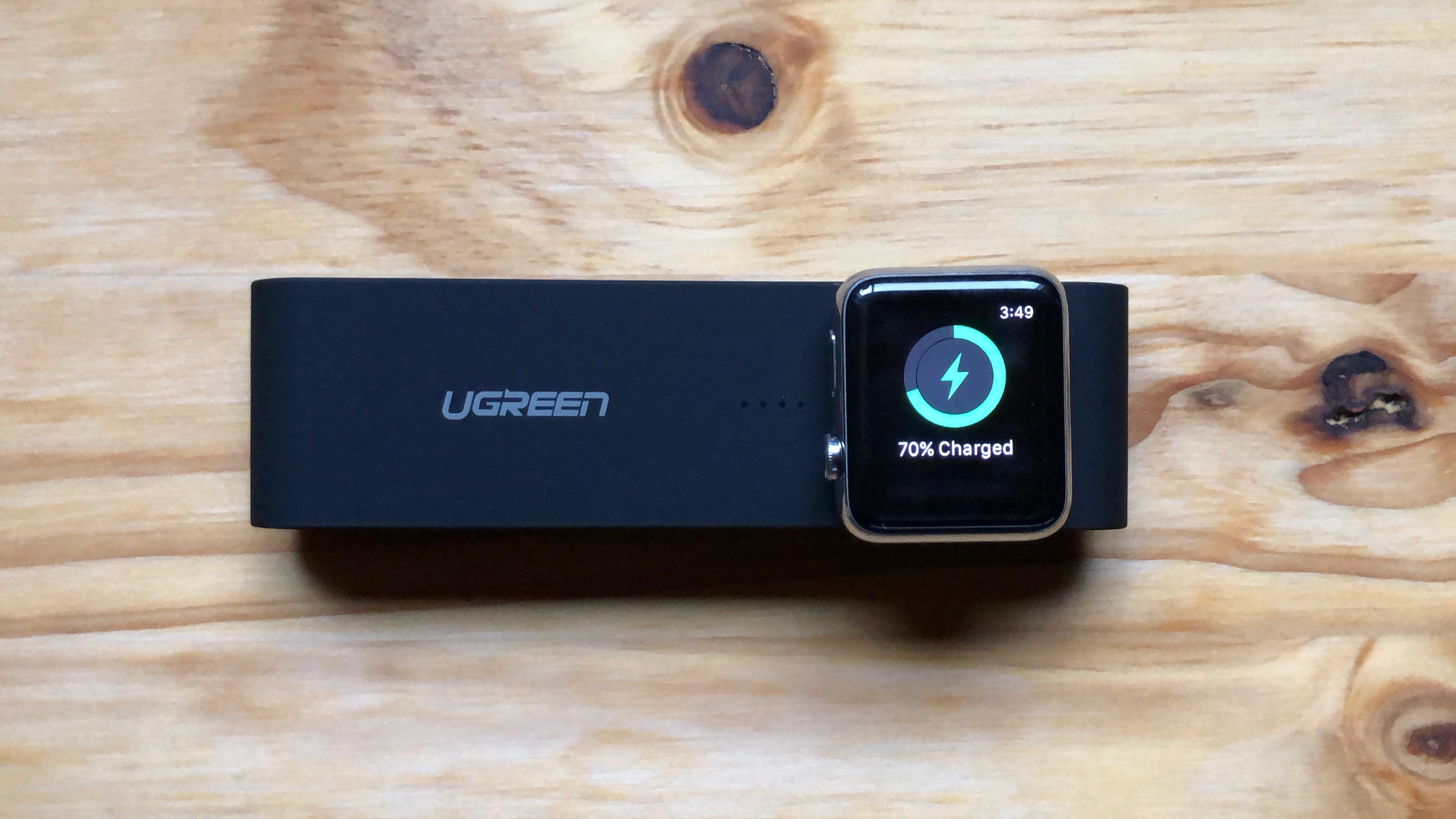 Review Ugreen S Latest Mfi Power Bank For Apple Watch