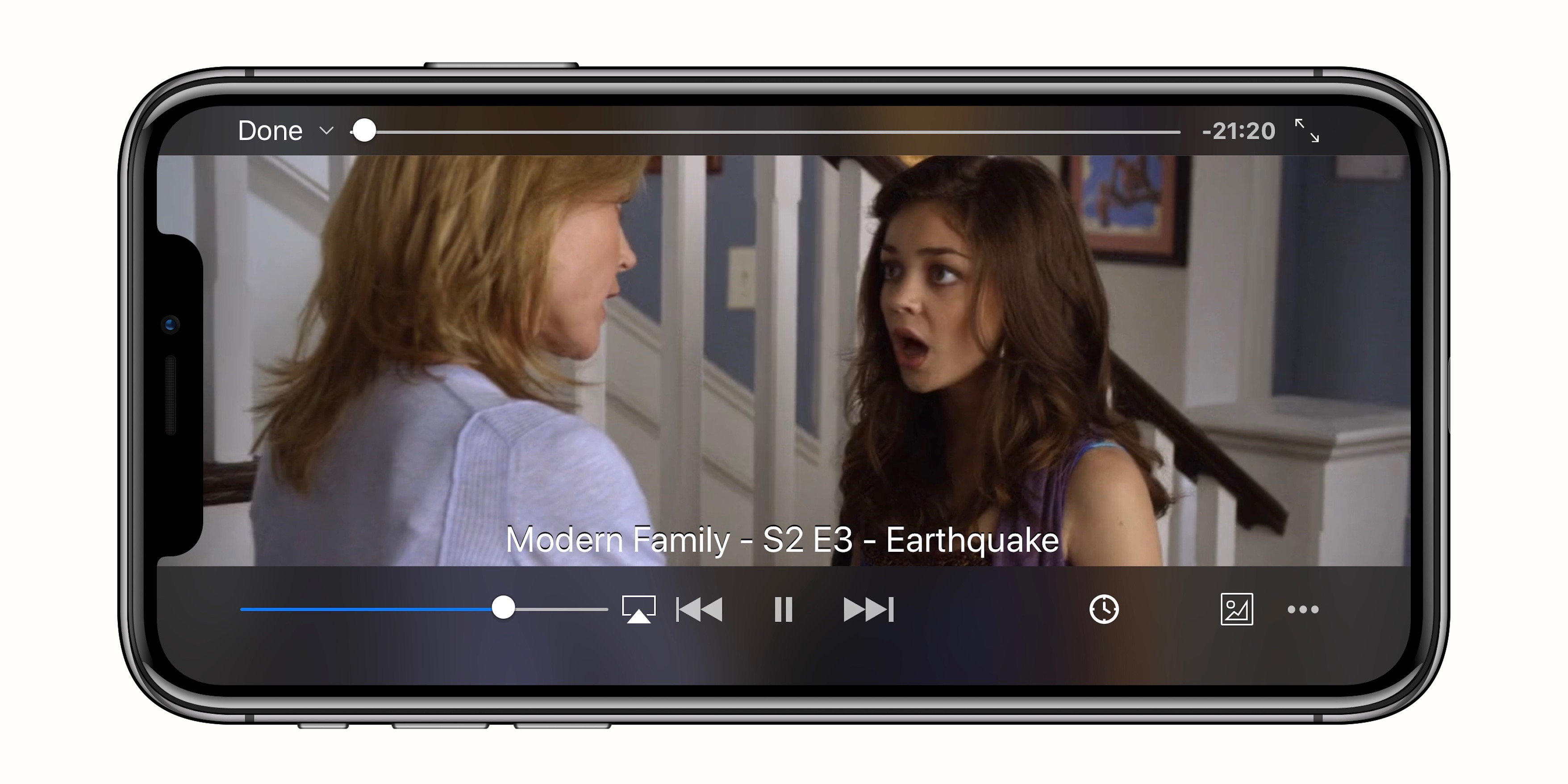 VLC media player for iOS now optimized for iPhone X screen