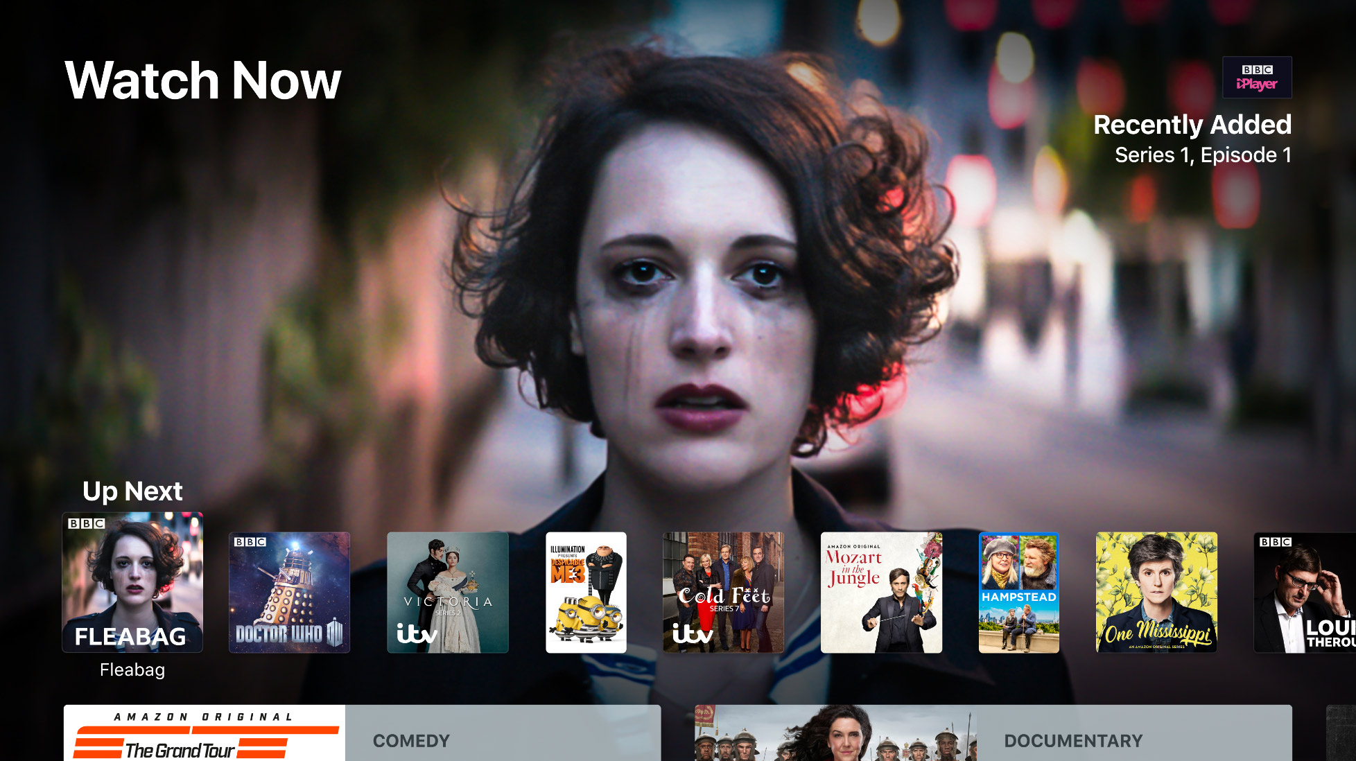 TV app now rolling out in UK to Apple TV, iPhone and iPad