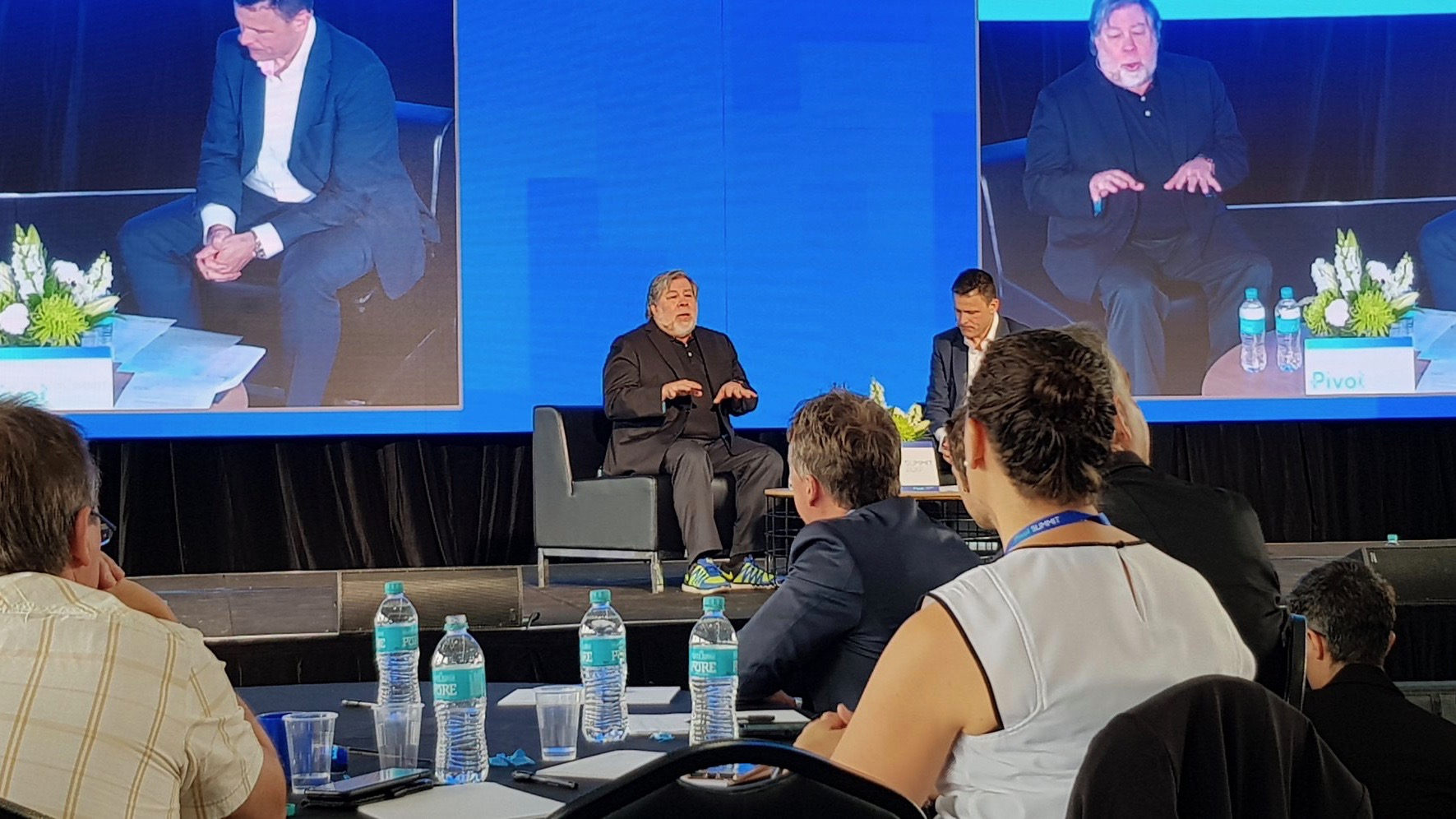 Steve Wozniak says Tim Cook sent him an iPhone X, compares Steve Jobs to Elon Musk in new interview