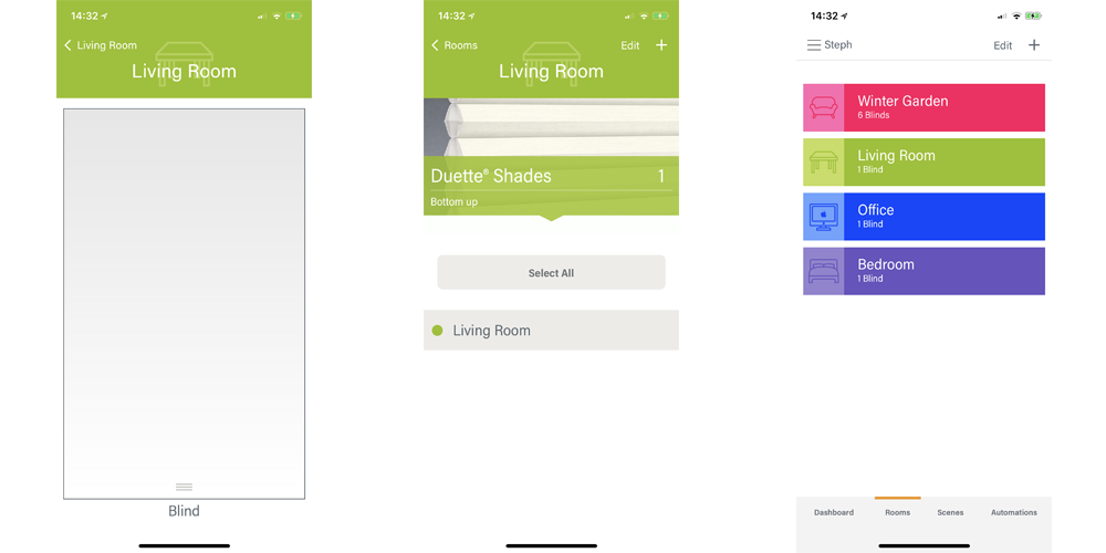 Smart Home Diary: Ending up with iPhone-controlled blinds