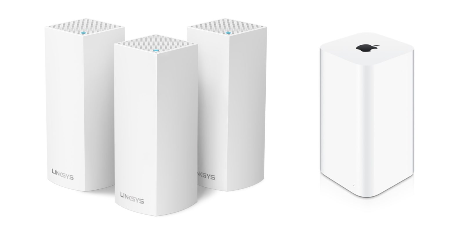 Apple now selling mesh Wi-Fi system as AirPort line remains