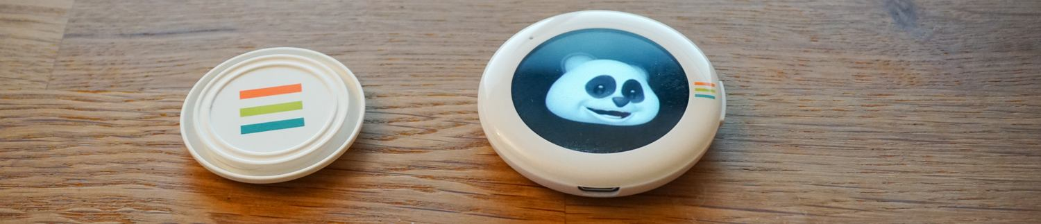 Review: Beam Authentic is a fun OLED smart button to display images, GIFs and slideshows