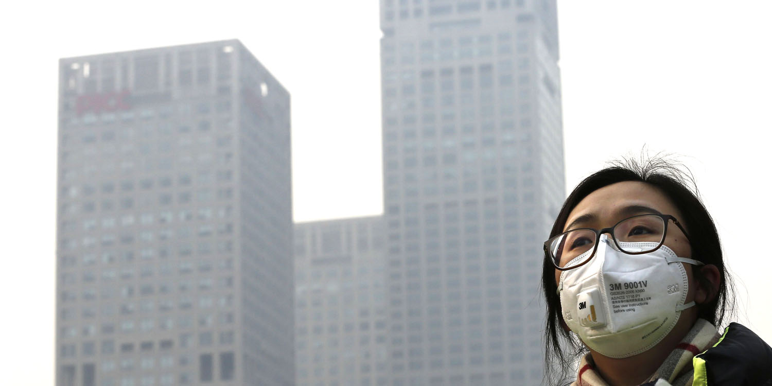 Censorship suggested as air quality data intermittently disappearing