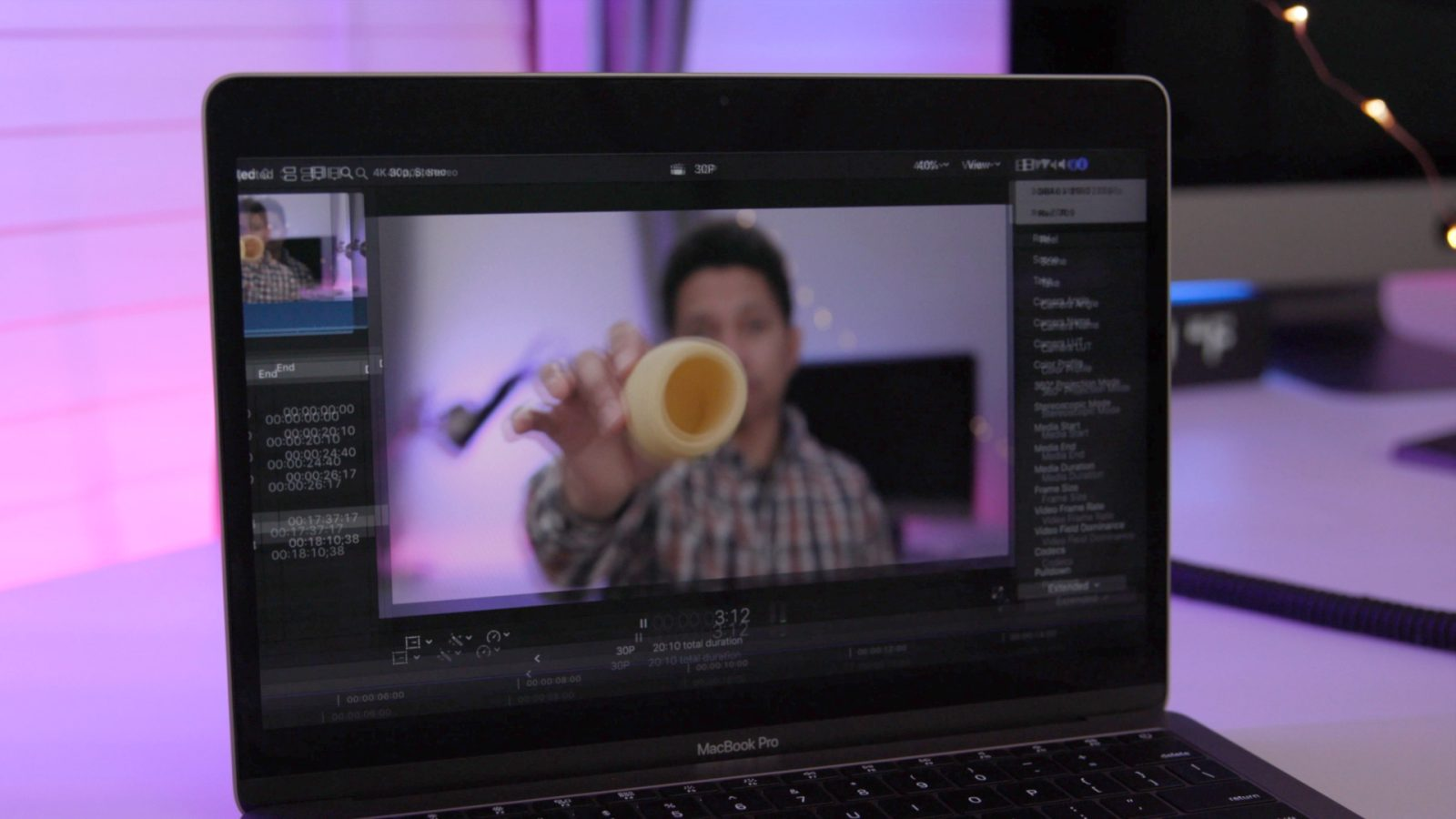 Final Cut Pro X: How to improve slow motion in your projects