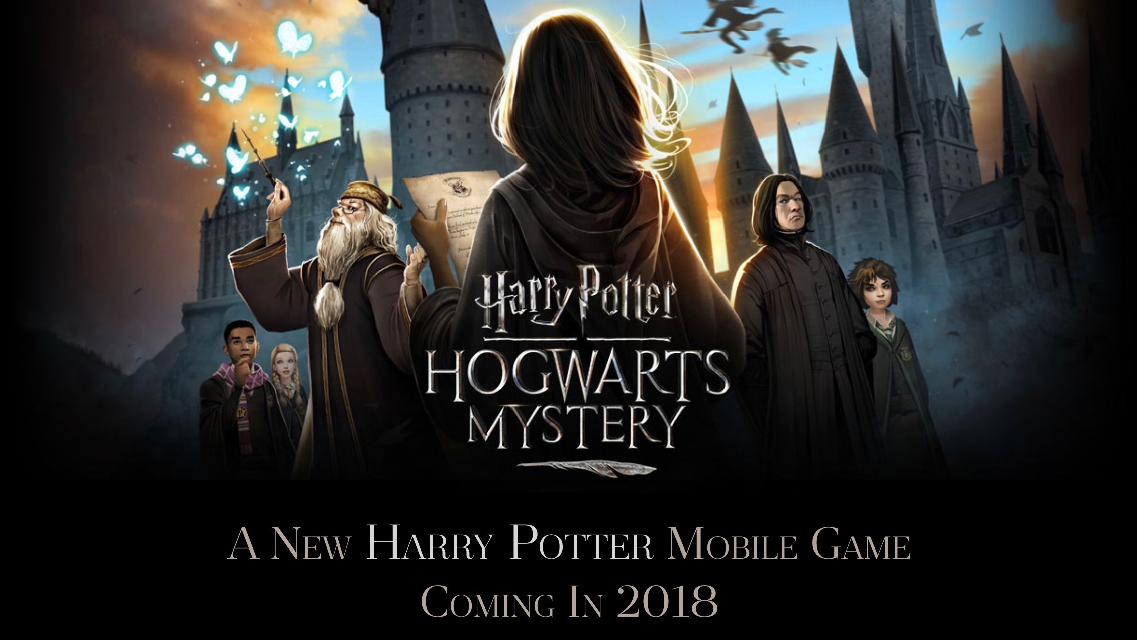 'Harry Potter: Hogwarts Mystery' hitting iOS this month, featuring voiceovers by original cast