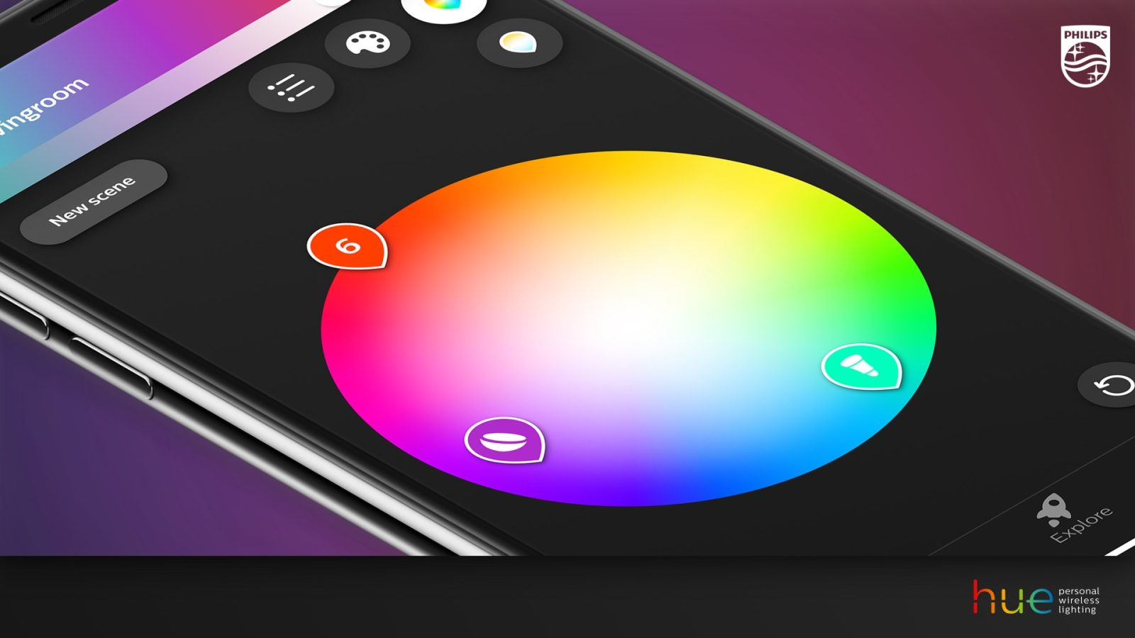 Philips announces Hue 3.0 for iOS, Hue Sync for Mac, outdoor lighting coming soon