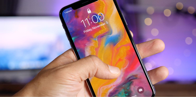 App live wallpaper iphone x