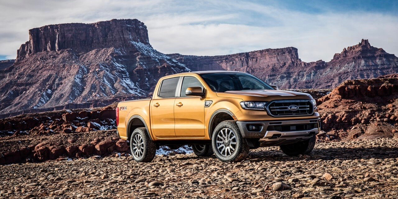 CarPlay coming to more trucks including 2019 RAM 1500 with 12-inch display, Ford Ranger