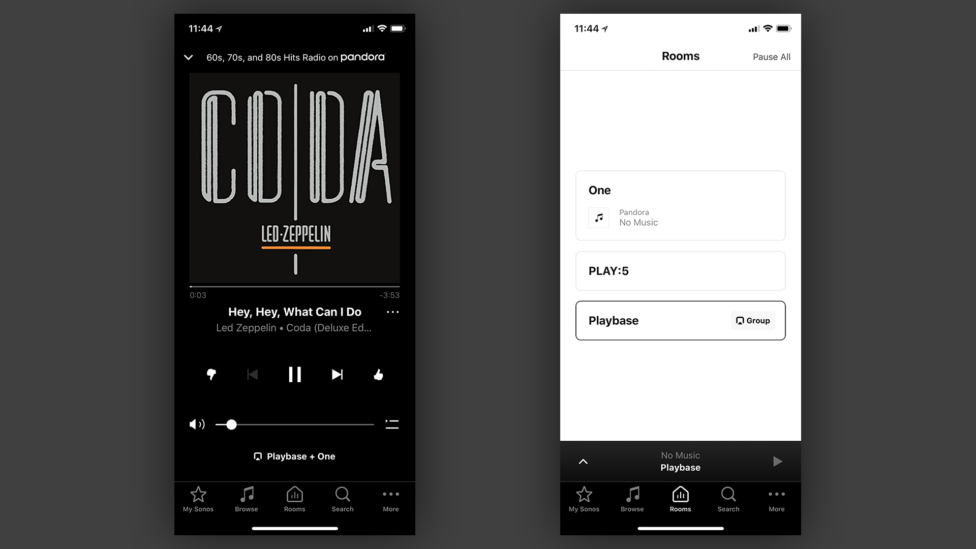 Sonos Controller app adds darker UI, simplified navigation, more frequent updates promised