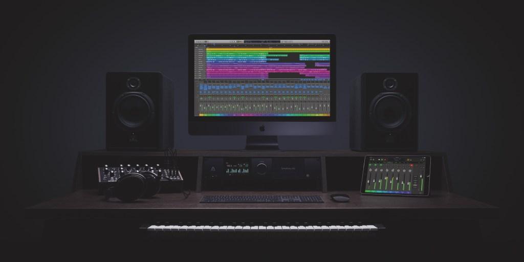 Logic Pro X gets major update: ChromaVerb, Vintage EQs, Multi