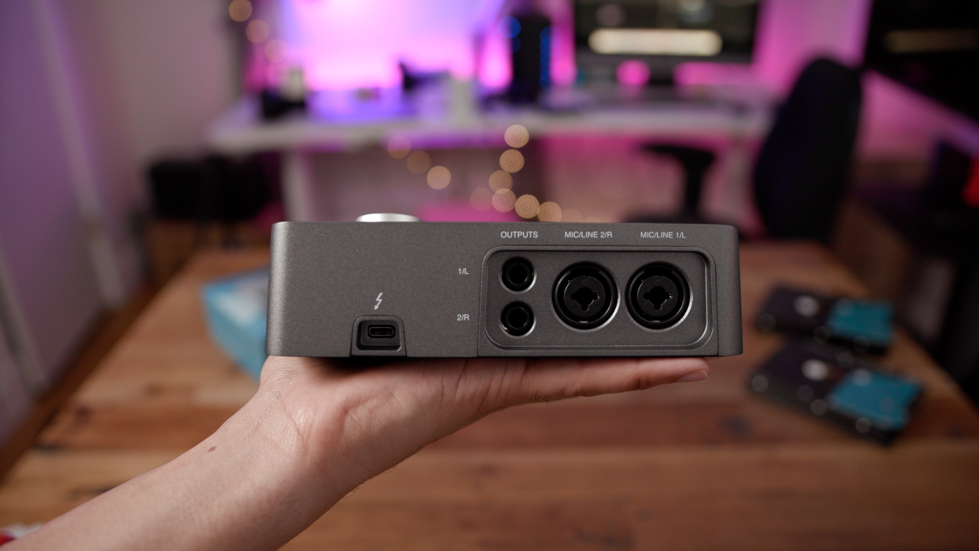 Hands-on: Universal Audio's Arrow bus-powered Thunderbolt 3