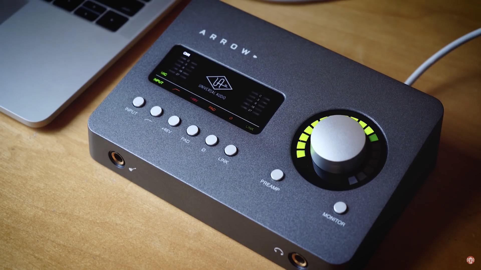 Universal audio unveils new apollo twin mkii desktop audio not working