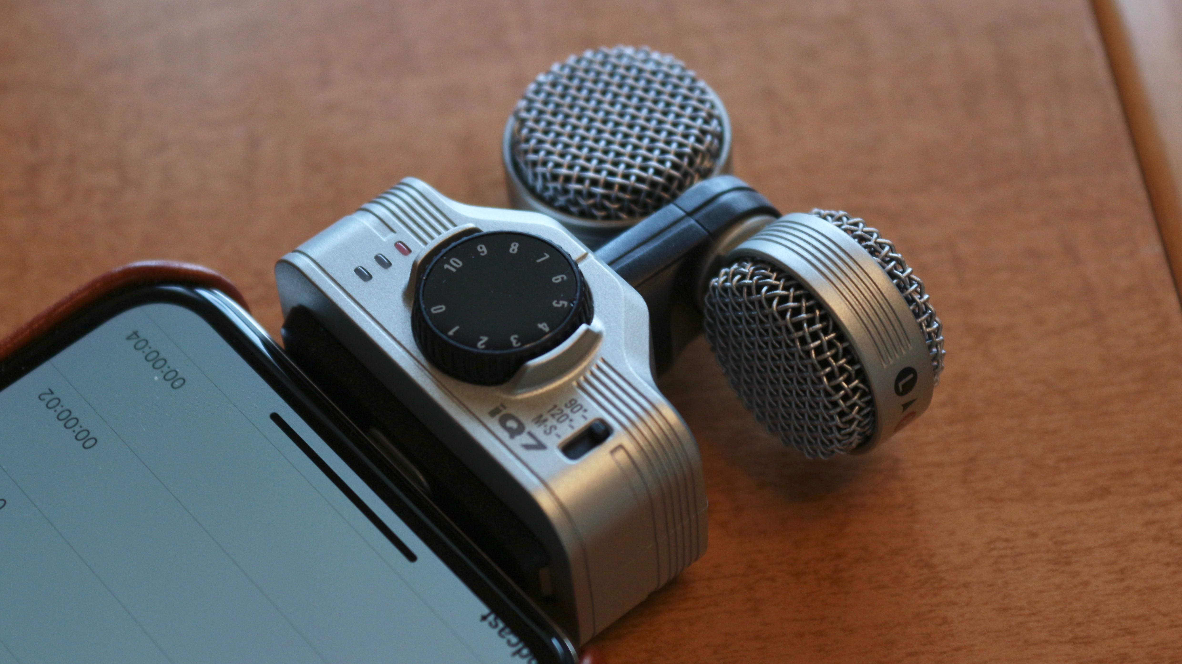 Review: The Zoom iQ7 Lightning mic is a suitable companion to your Shot on iPhone toolkit