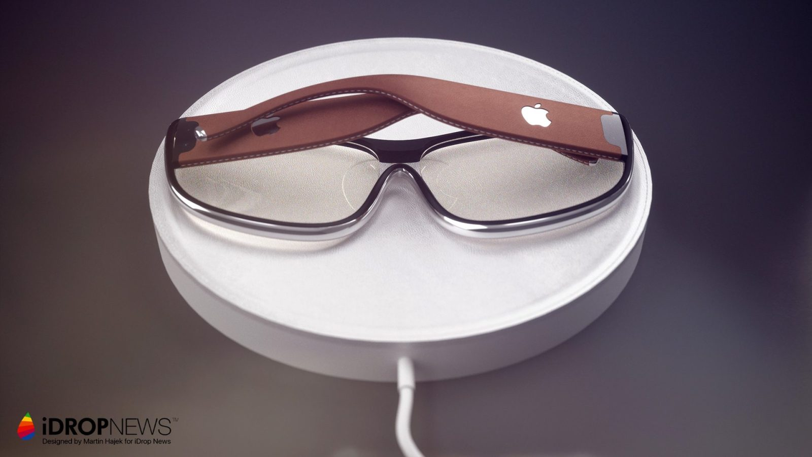 Apple acquires startup focused on making 'vibrant' lenses for augmented reality glasses