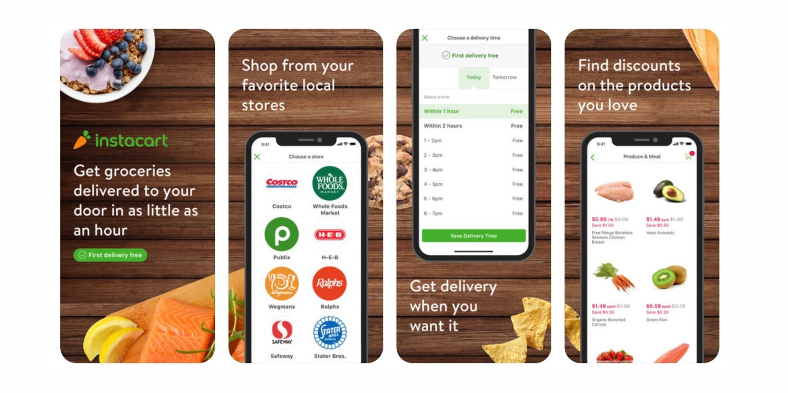 Latest Apple Pay promotion offering free grocery delivery