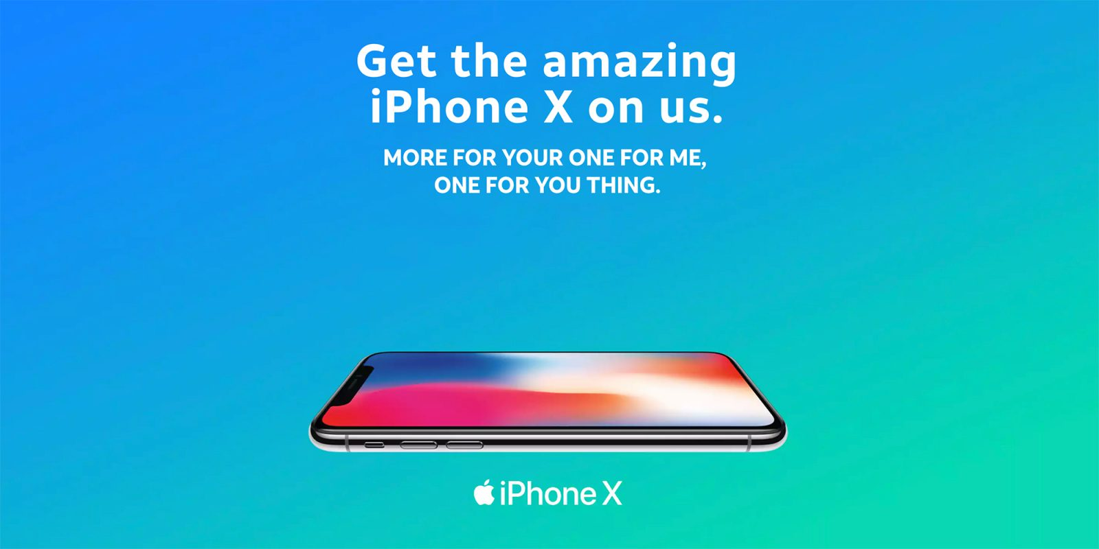 AT&T offers BOGO Free iPhone X for Next customers - 9to5Mac
