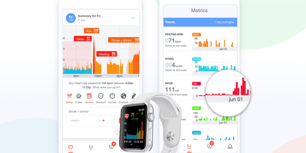 Cardiogram app partners with insurance companies to offer incentives for Apple Watch wearers