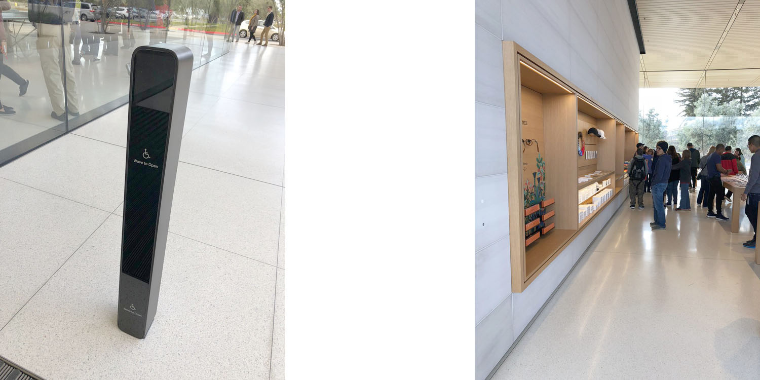 Apple Park visitor center an object lesson in how to create an accessible building, says guest