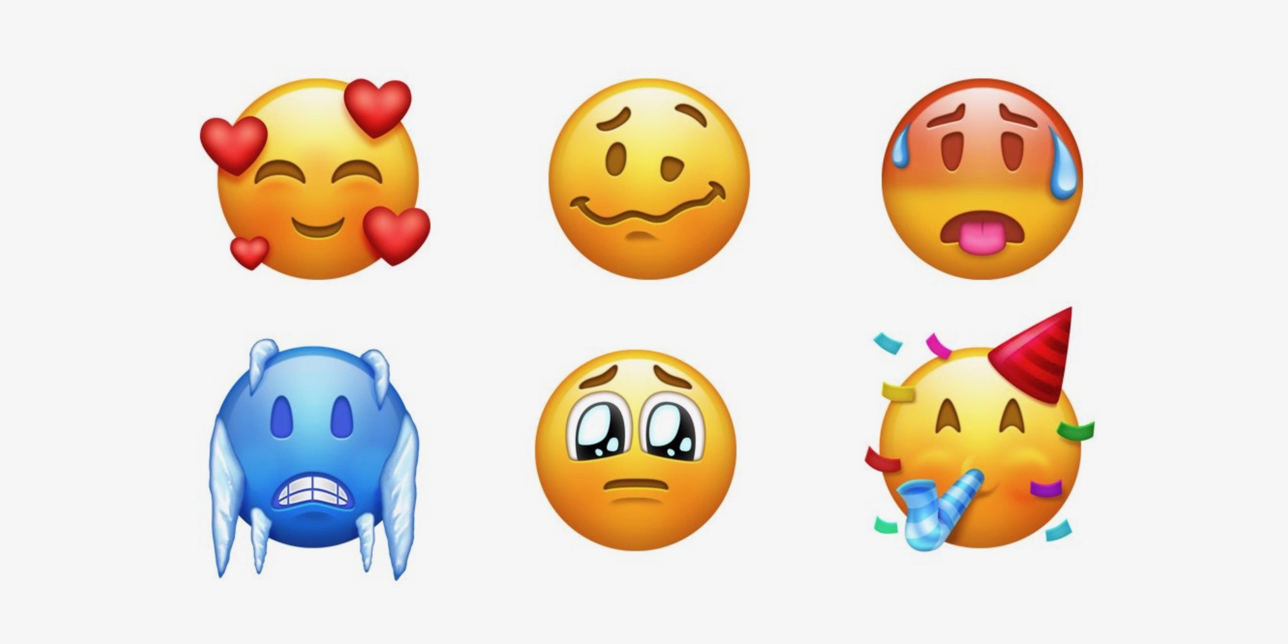 Here are the 100+ new emoji arriving on iPhone and iPad this