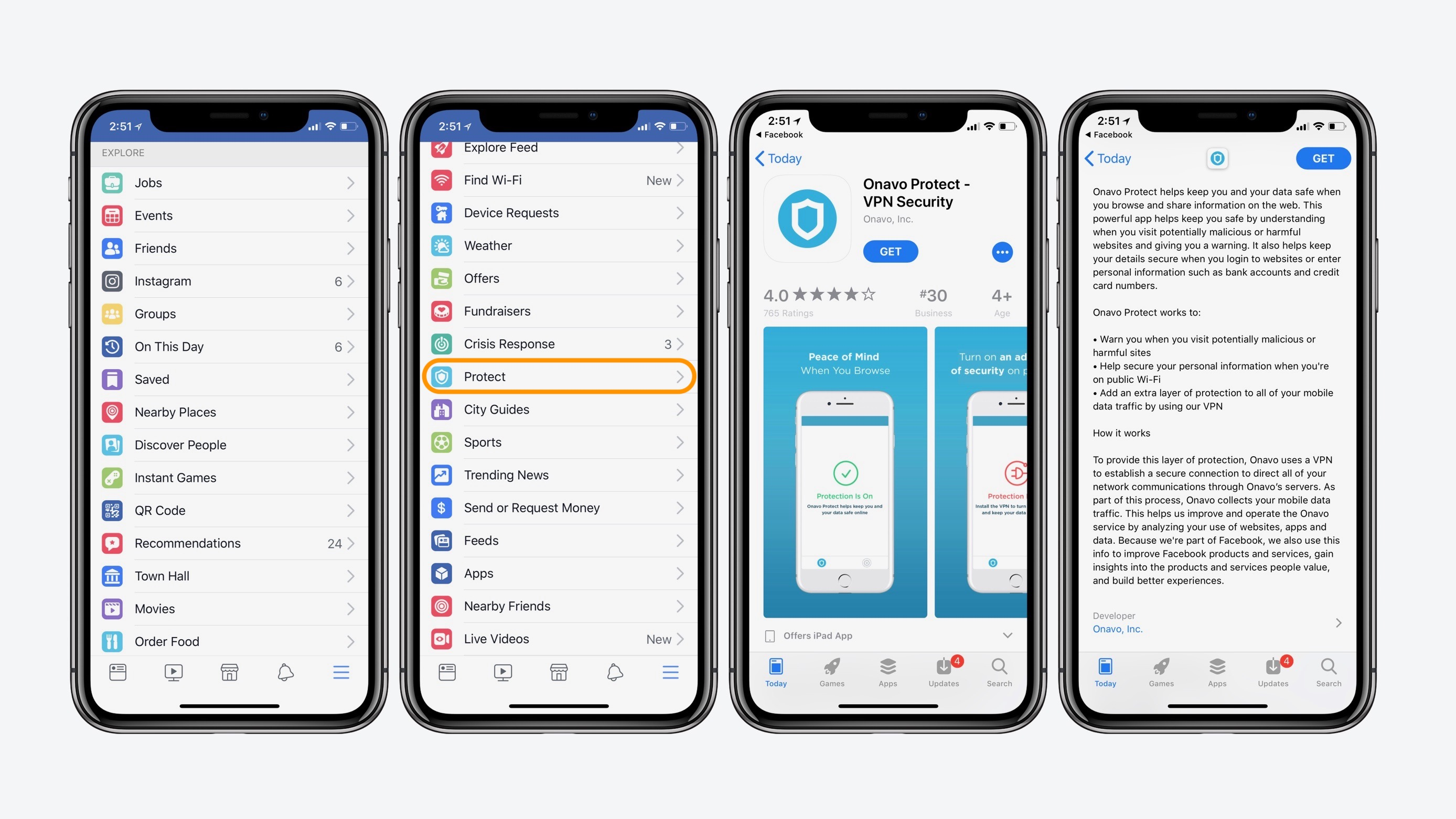 At Apple's request, Facebook is removing its spyware-like Onavo VPN app from the App Store