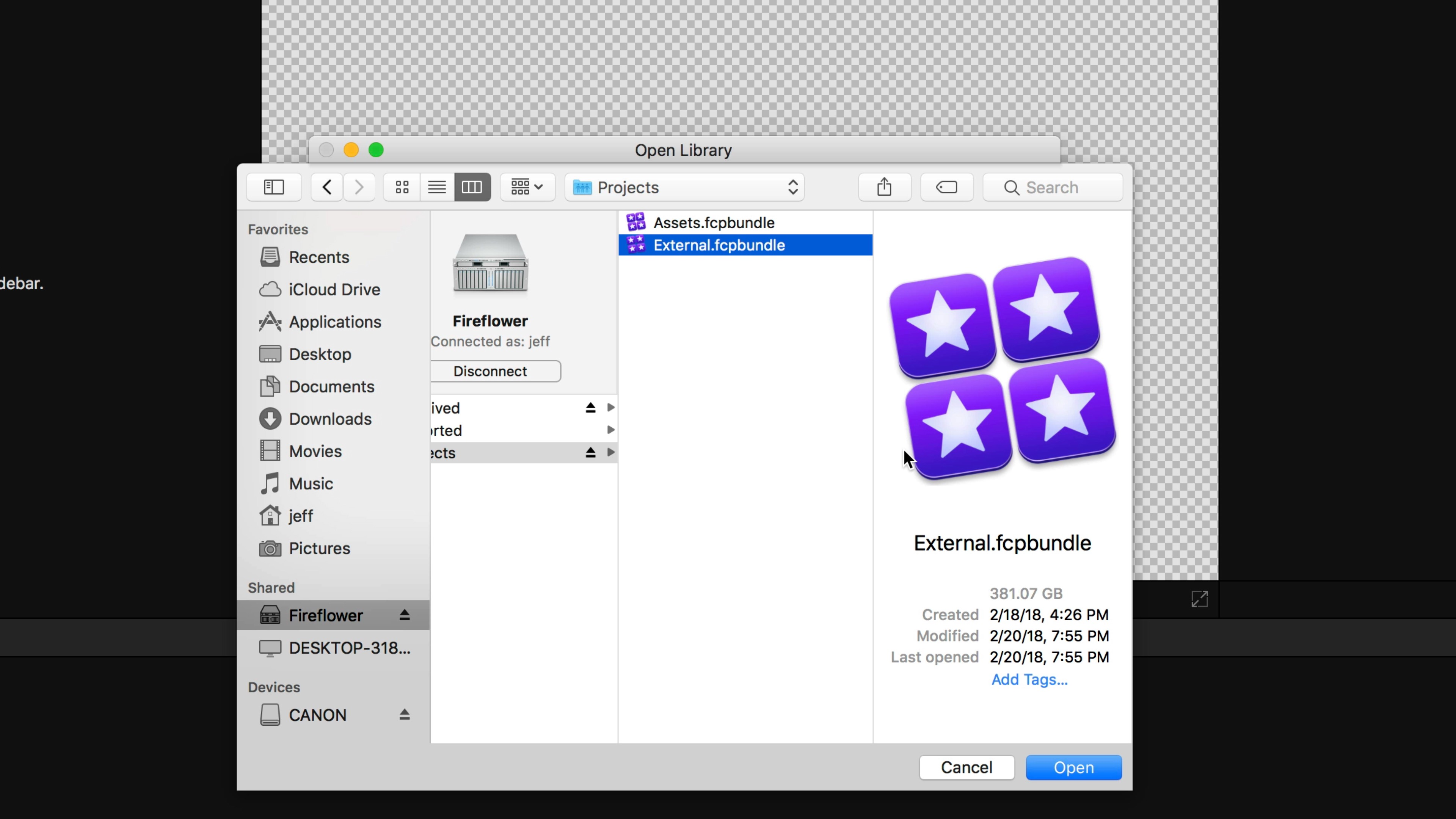 Final Cut Pro X: Revisiting the Synology NAS, this time with