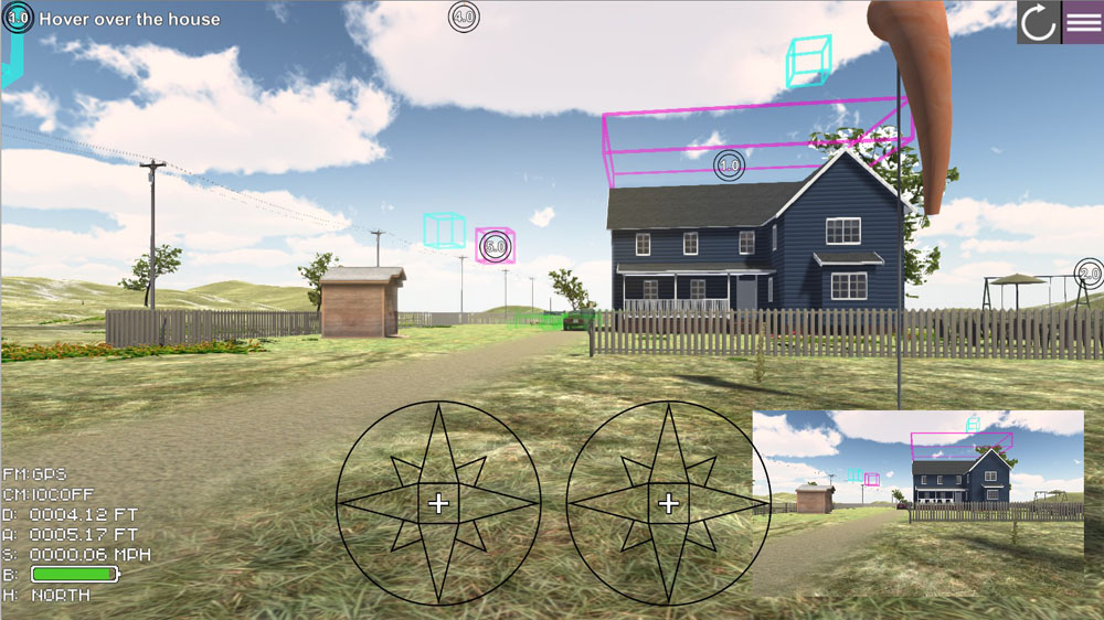 Review: Zephyr's drone simulator is a great if pricey way to