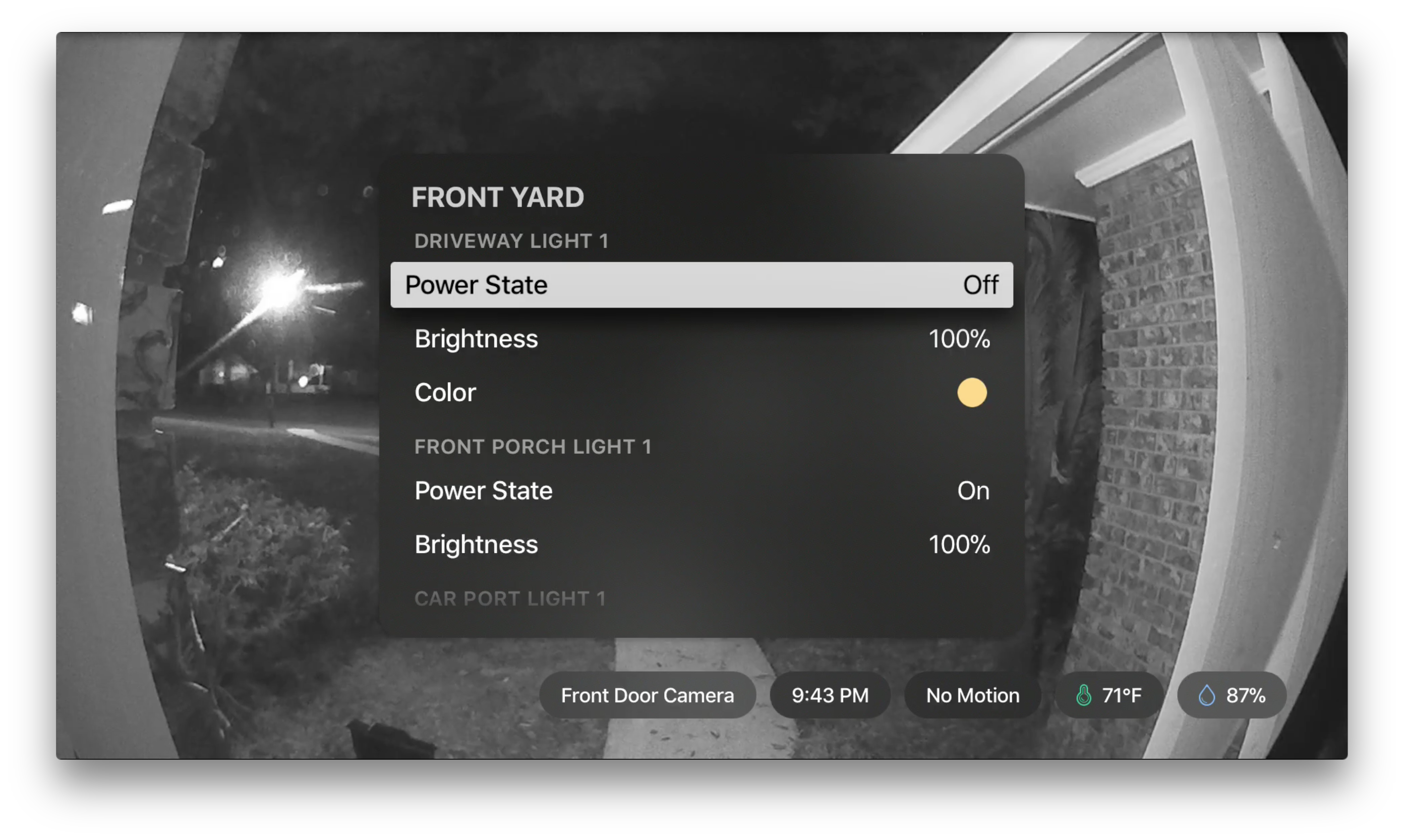 Homecam app for HomeKit cameras gains powerful new controls, video
