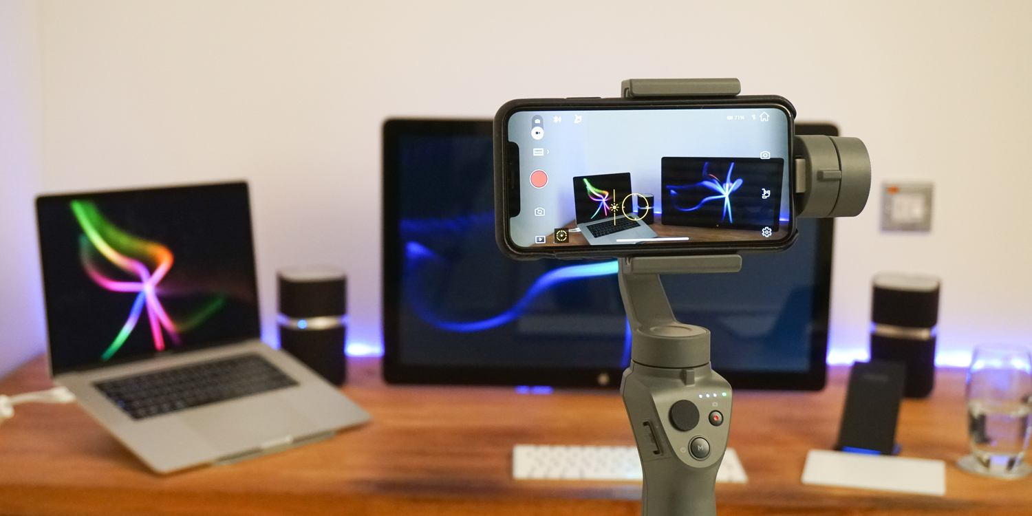 Dji Osmo Review >> Review The 129 Dji Osmo Mobile 2 Is The Best Value Iphone Gadget