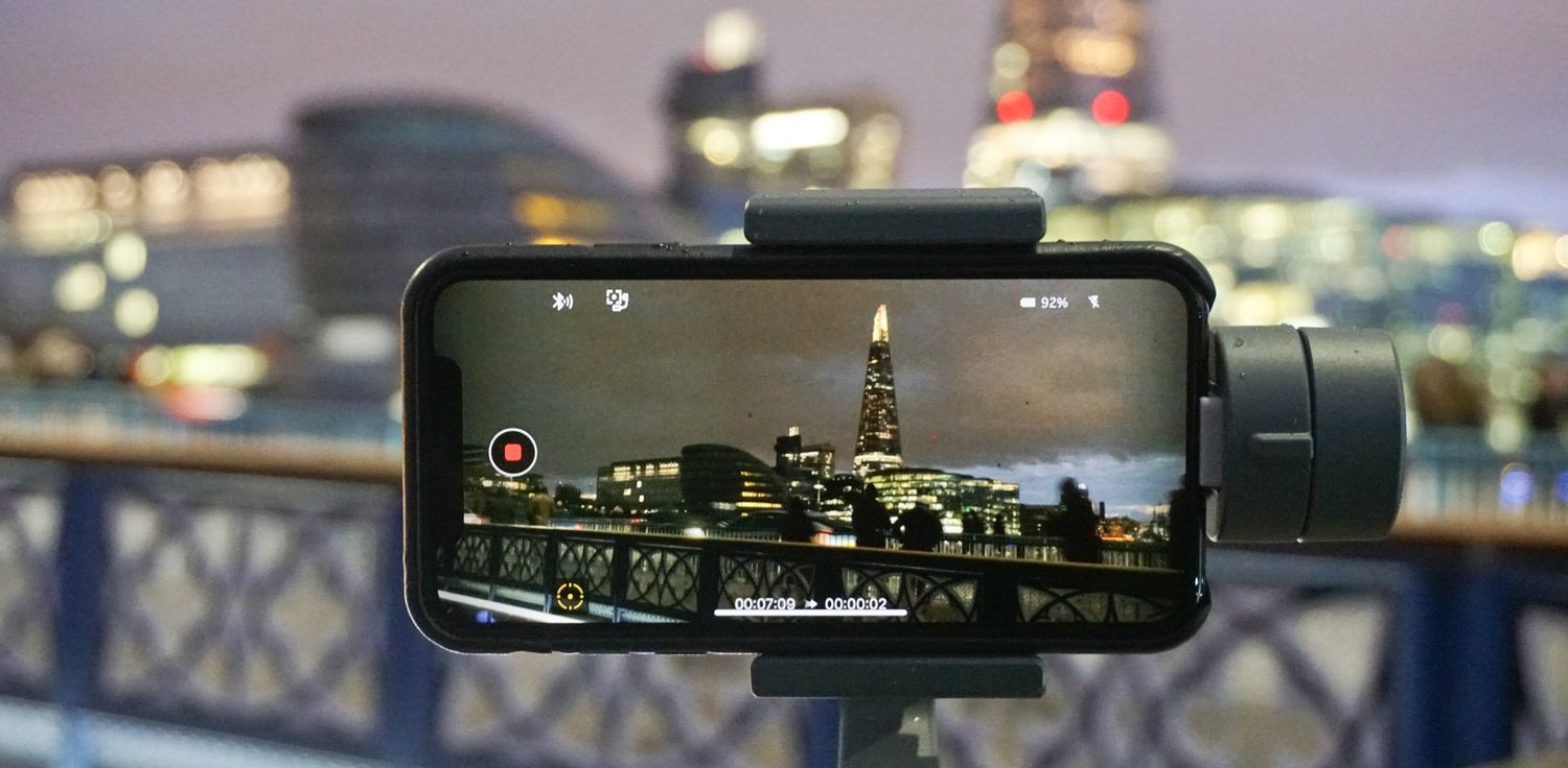 buy online 3f54f 13a83 Review: The $129 DJI Osmo Mobile 2 is the best-value iPhone gadget ...